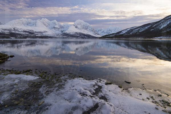 Lyngen Alps and Jaegervatnet