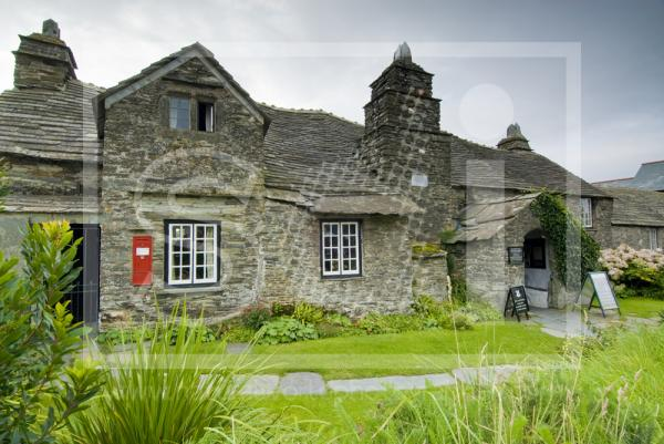 Old Post Office in Tintagel